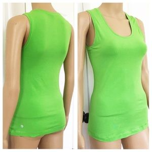 Lululemon Green sleeveless crew neck 4.